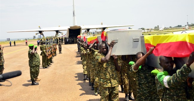 Uganda: 12 soldiers killed in Somalia attack
