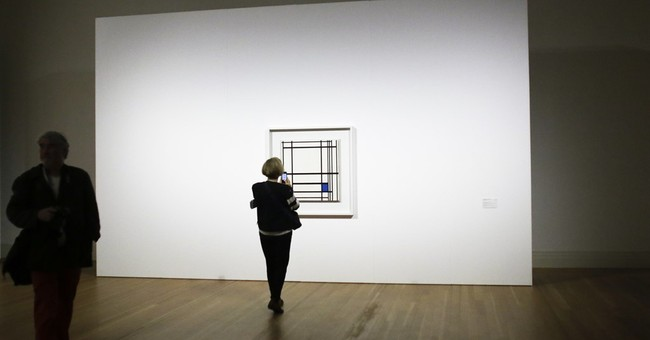 Mondrian show in Berlin traces artist's evolution of style