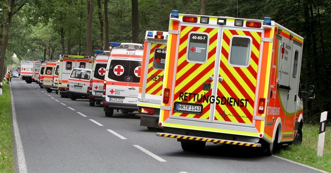 Germany: 30 apparently suffer amphetamine poisoning