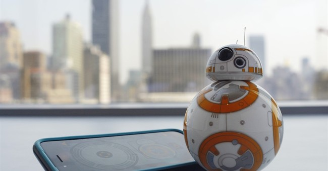 Disney unveils Star Wars toys amid marketing blitz