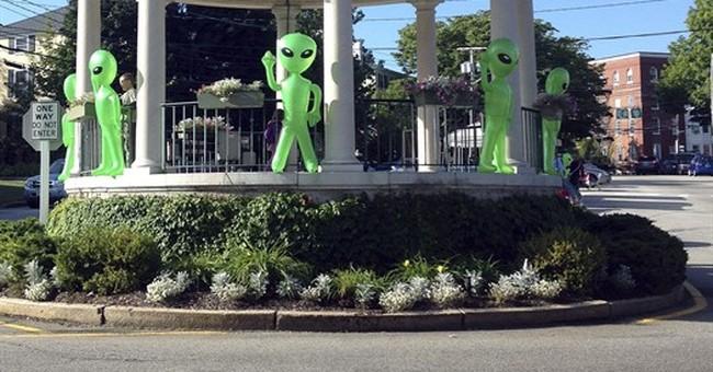 New Hampshire town celebrates notable '65 UFO sighting