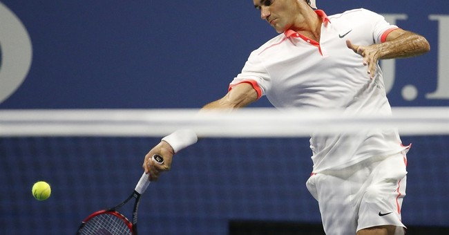 Untested so far at US Open, Federer faces Kohlschreiber