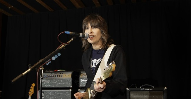 Rocker Chrissie Hynde: Assault by bikers is 'the way it was'