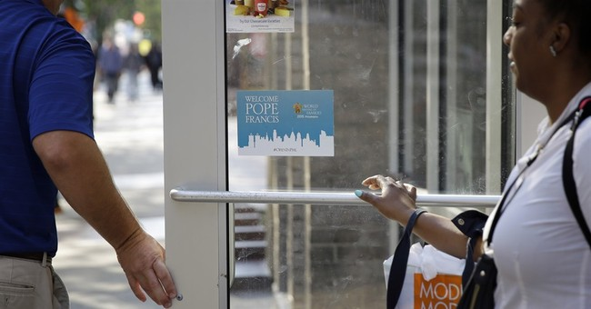 Philly businesses wary, excited by prospect of papal crowds