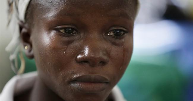 More heartbreak for Ebola survivor after baby boy dies