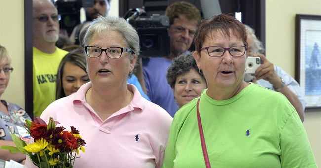 Gay rights advocates: Jailed Kentucky clerk is no martyr