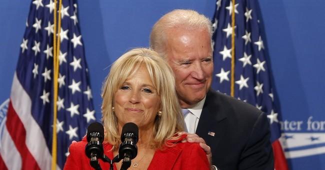 Amid grief, Jill Biden said to share VP's hesitation on 2016