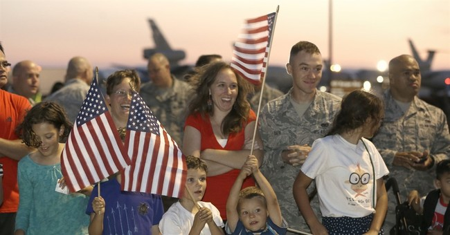 Airman who helped stop train attack returns to US