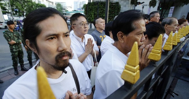 The Latest on Bangkok: Suspect is conspirator, not bomber