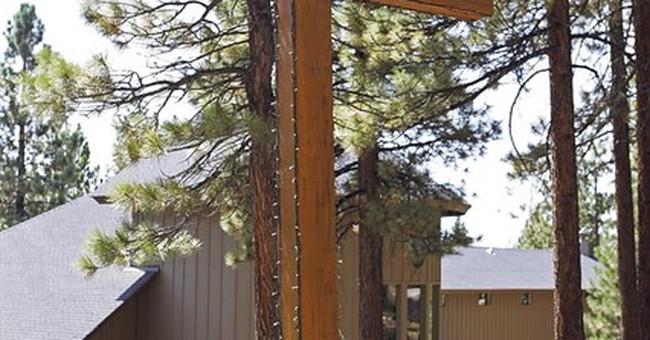 Pastor believes Tahoe church vandalism based on Satanism