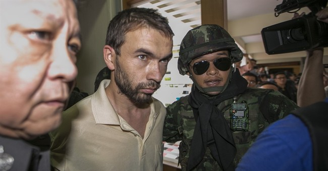Police: Suspect in custody unlikely to be Bangkok bomber