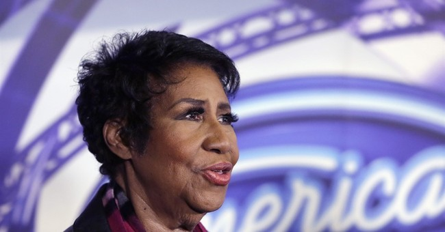 Aretha Franklin reacts to blocking screening of documentary