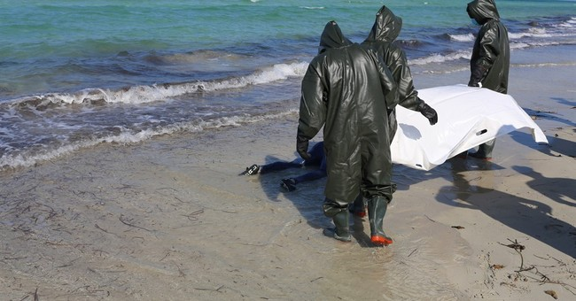 Authorities struggle to identify dead in migrant tragedies