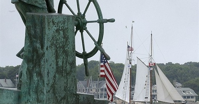 New England port lore: Whaling, pizza and a perfect storm
