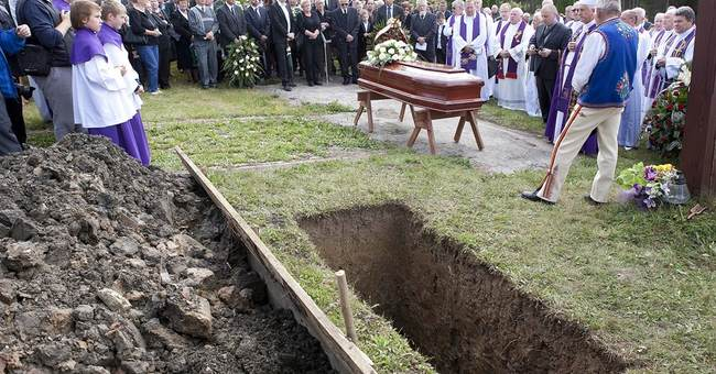Former archbishop accused of sexual abuse buried in Poland