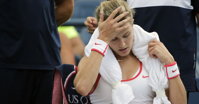 Bouchard (concussion) withdraws from US Open 4th-round match