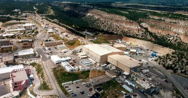 National lab reports violations of hazardous waste permit