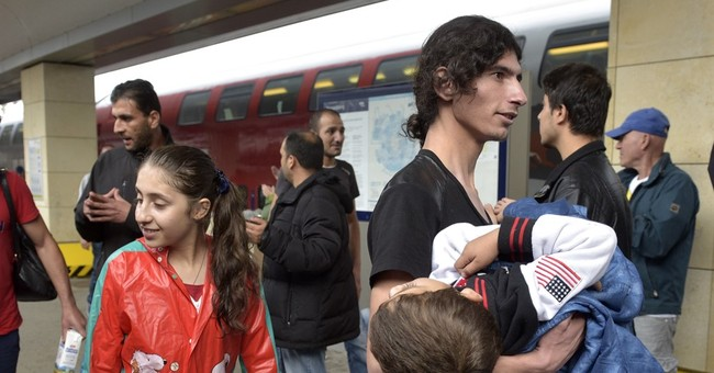 Merkel: No legal limit to asylum seekers Germany can take