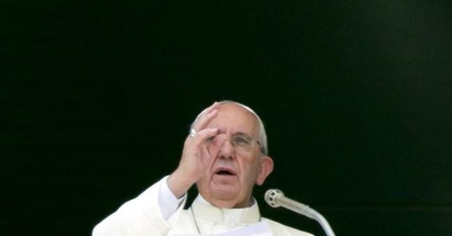Pope: Vatican will shelter 2 families fleeing war, hunger