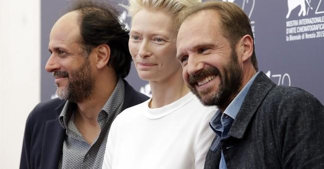 Sun, sex and Tilda Swinton make 'A Bigger Splash' in Venice