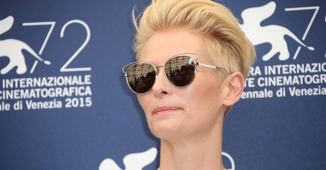 Sun, sex and Tilda Swinton make 'A Bigger Splash' in Venice