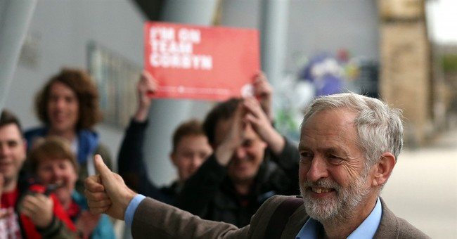 60-something socialist is Britain's unlikely political star