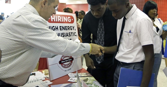 Snapshot of US job market: Solid hiring but still-tepid pay