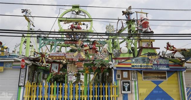 Hamtramck 'Disneyland' future uncertain after artist's death