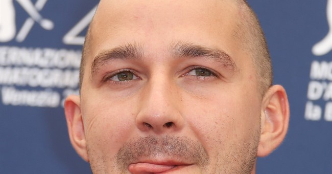Shia LaBeouf says from now on he's only working with friends