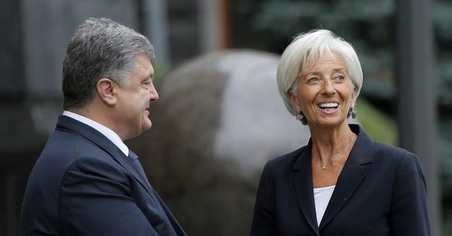 IMF chief pleased with economic progress in Ukraine