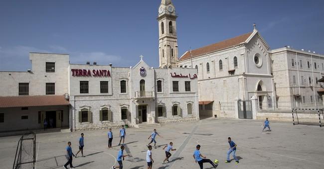 Clarification: Israel-Christian Schools story