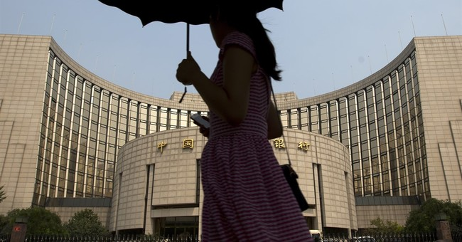 Chinese central bank governor says currency stable