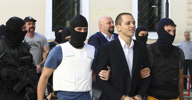 Extreme right party headed for 3rd place in Greek election