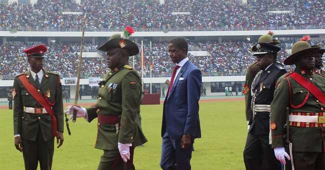 Zambia: Edgar Lungu sworn in as new president
