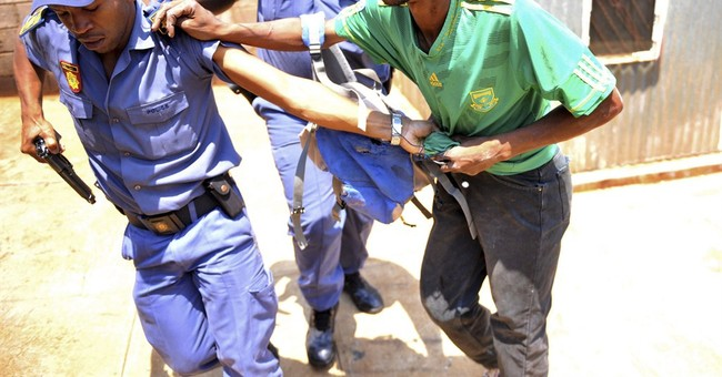 South Africa shaken by anti-immigrant riots