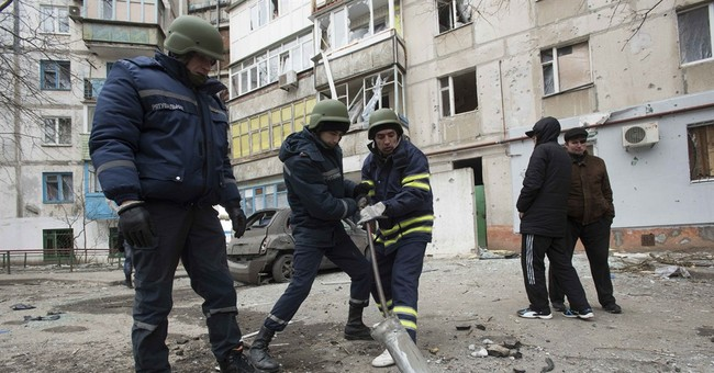 Ukraine: Phone calls prove rebels attacked city, killed 30