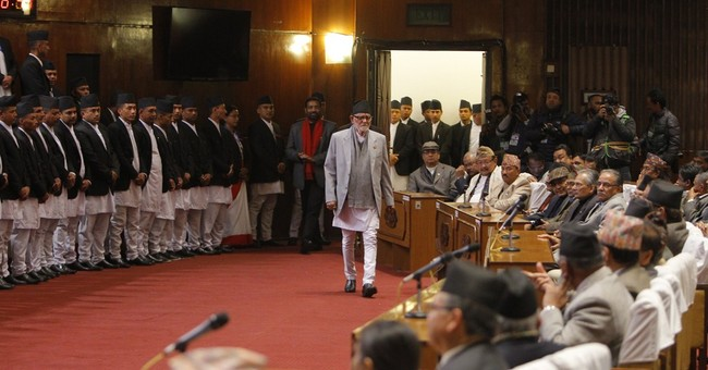 Constitution move pushes Nepal deeper into political turmoil