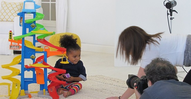 New Fisher-Price photo studio seeks ad, packaging diversity
