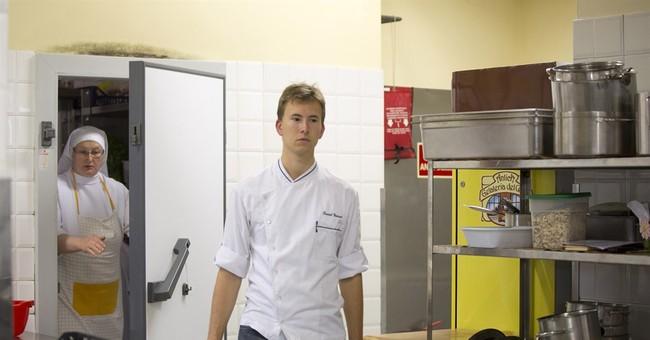 Swiss Guard's cookbook reveals Vatican culinary treats