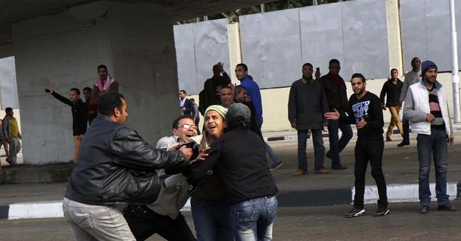 Egypt court upholds verdict against 3 prominent activists