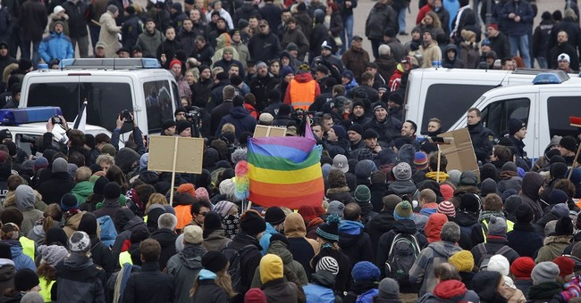 Rally by German anti-Islam group PEGIDA draws smaller crowds