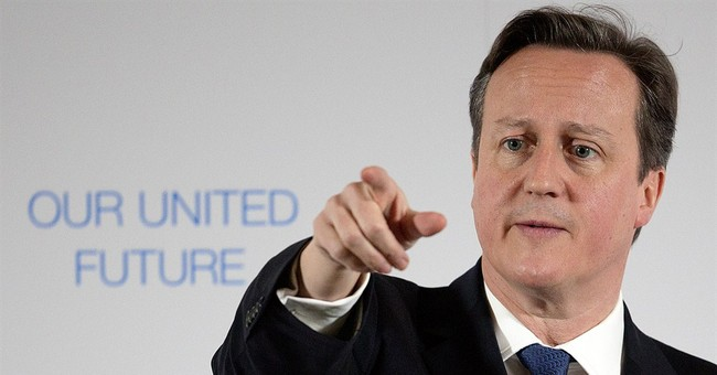 UK reviewing security after hoax call to Cameron