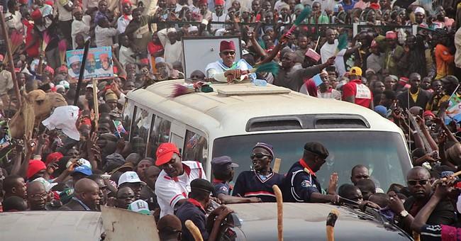 ICC lawyer, activists accuse Nigeria's Buhari of violence