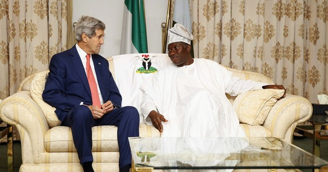Kerry in Nigeria to warn against postelection violence