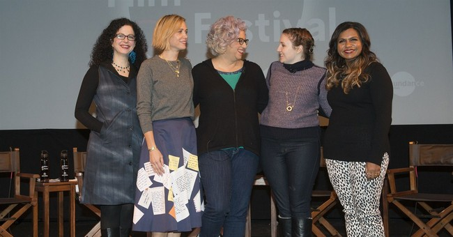 Kaling, Dunham, Wiig, Kohan talk women in Hollywood