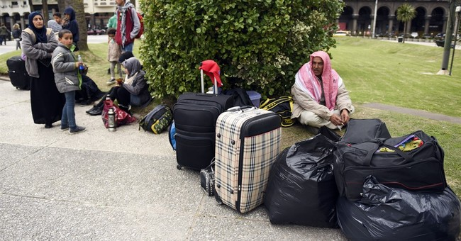 Syrian refugees protest to leave Uruguay, say too costly