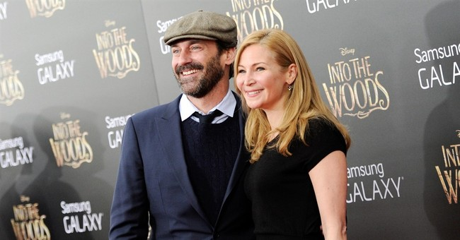 'Mad Men' star Hamm and Westfeldt split after 18 years