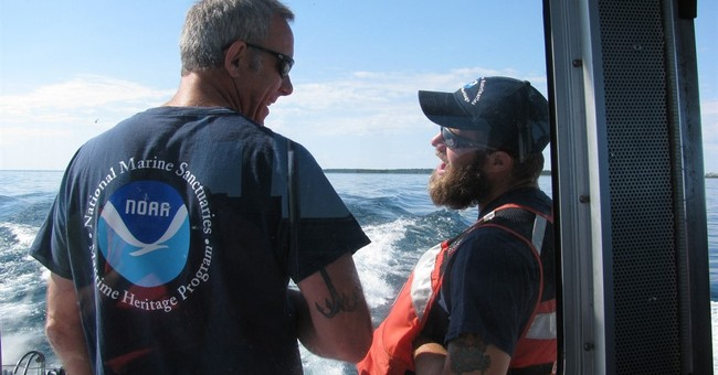3-D imaging sheds new light on old Lake Huron shipwrecks