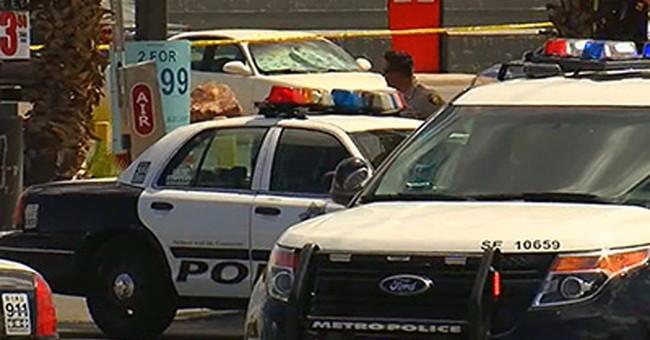 4 Las Vegas police officers shot in last 2 months