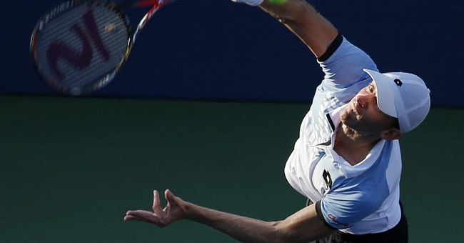 Murray's major QF streak ends with US Open loss to Anderson